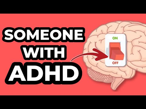 Someone With ADHD VS Someone Without ADHD