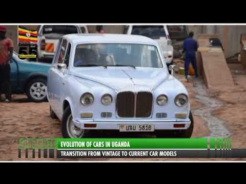 Innovate: Evolution of Cars in Uganda - Celebrating #UGAt55