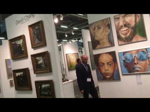 ART EXPO - New York - Avril 2017