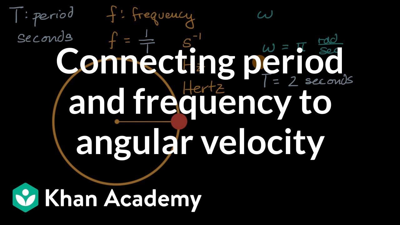 Uniform circular motion and gravitation | AP®︎ Physics 1