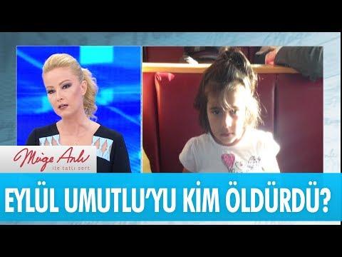 6 yaşındaki Eylül Umutlu'yu kim öldürdü?- Müge Anlı ile Tatlı Sert 1 Haziran 2017 – atv
