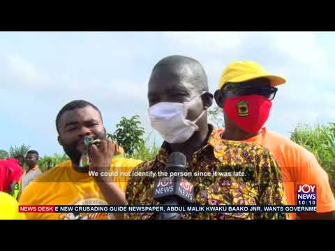 Kumasi Murders: Decomposing body of unidentified man found buried in building - News Desk (11-6-21)