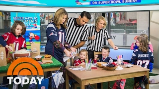 Super Bowl Party Recipes & Tips | TODAY