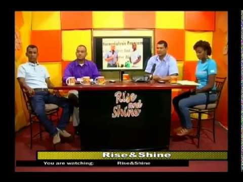 Rise and Shine Morning Show May 29th, 2015