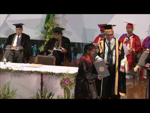 Master of Technology (MTech) Convocation 2014- IIT Kanpur
