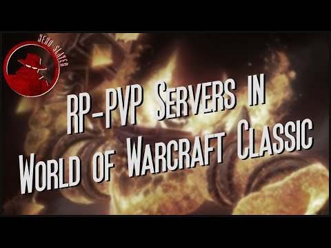 RP-PvP Servers In World Of Warcraft