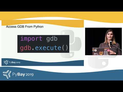 Image from Extending GDB with Python