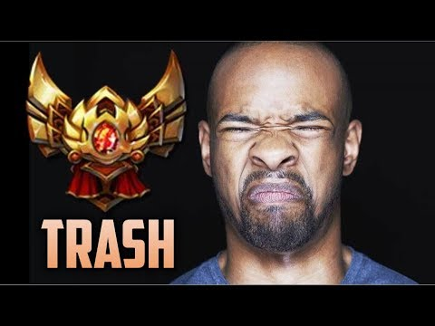 GOLD PLAYER GAMEPLAY- Ranked Journey 6(League of Legends)