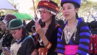 Hmong New Year 2015 @ KM52 Village Laos