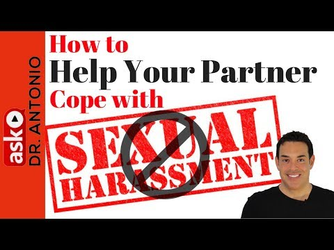 How to Help with Sexual Harassment Help Your Girlfriend with Sexual Harassment or Assault
