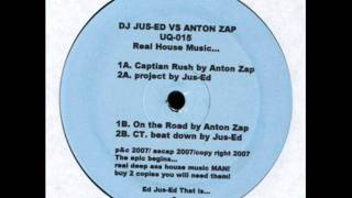 Jus-Ed - CT.Beat Down [UQ-015]