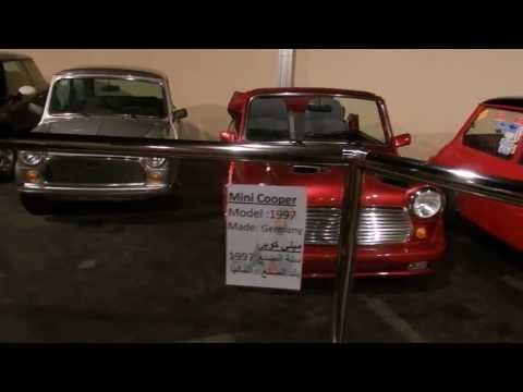 Emirates National Auto Museum car collection  part I