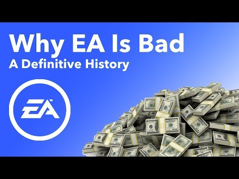Why EA Are Scammers (Star Wars Battlefront II Reaction)