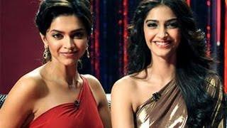 Deepika Padukone & Sonam Kapoor Show Each Other Some Twitter Love!