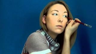 Романтический макияж под настроение видео урок