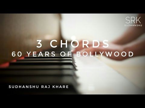60 Years Of Bollywood Songs | 3 Chords | Sudhanshu Raj Khare | Mashup