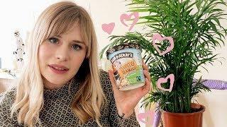 Vegan Ben & Jerry's Ice Cream Review!