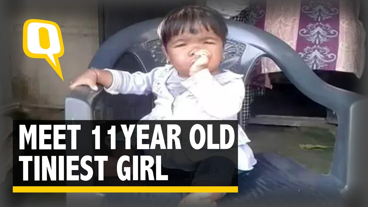 The Quint Meet Parishika One Of The Tiniest Girls In The World