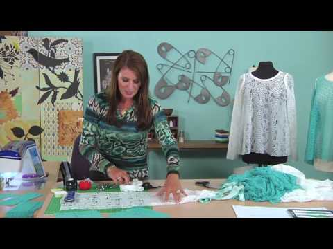 Make an easy cover-up on It's Sew Easy with Angela Wolf (1206-2)