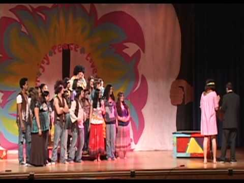 Hair - New Dorp High School's Spring Show 2011 FULL SHOW