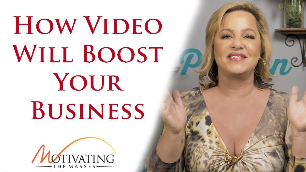 Susie Carder - How Video Will Boost Your Business