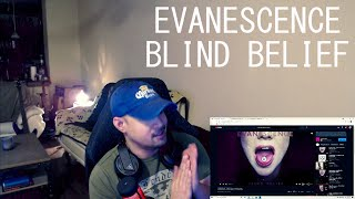 Evanescence - Blind Belief (Reaction - Rocking and Beautiful!)
