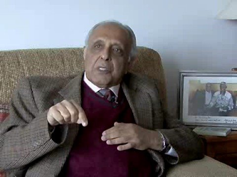 Ahmed Kathrada on Nelson Mandela
