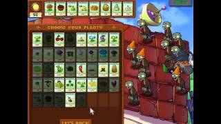 Plants vs. Zombies [Episode 25] - A Virgin among the Living Zombies
