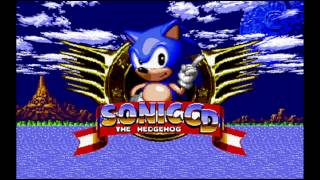 Sonic CD - You Can Do Anything (Instrumental)
