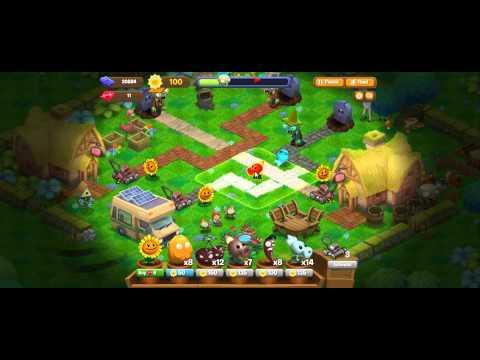 Plants vs. Zombies Adventures Level 9-5 - Facebook