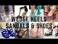 Wedge Heels, Sandals/Shoe/High Heels for Women | Fashion Moda Trends