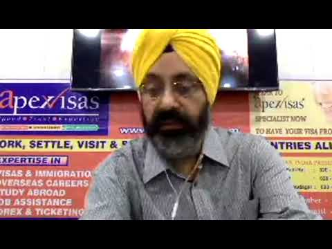 Mr. Amarjot Singh Gives Information about Canada Immigration