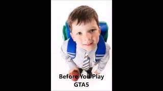 When you play GTA5