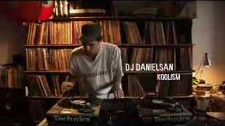 "Koolism excerpt from hip hop doco ""Words from the City"""