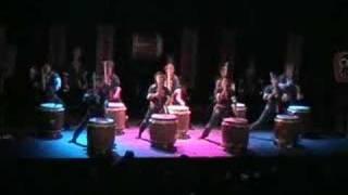 TENTEKKO - Power of Japanese drums - Taiko drummer - Japanese drumming - Wadaiko drummer - 和太鼓 - #太鼓