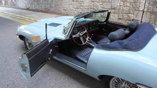 1969 Jaguar E Type Roadster for sale