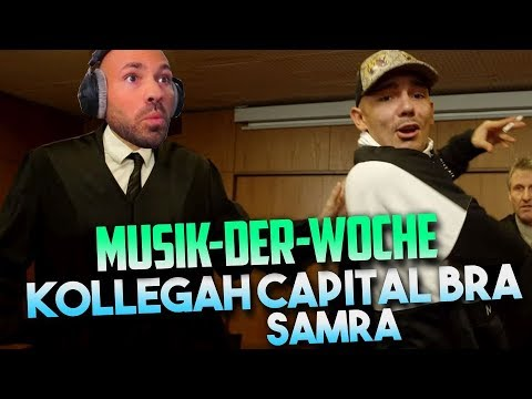 #MusikderWoche: Samra liefert Bushido Oldschool Feeling, Kollegah & Farid Bang..