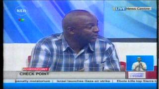 Checkpoint: Security Laws amendment Bill 21st December 2014