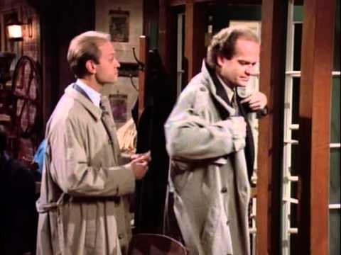Frasier and Niles prep school song