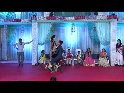 "Rahul &Nidhi Reception Dance Performance - ""I am in Love"""