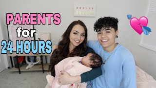 Download BECOMING PARENTS FOR 24 HOURS!! Mp3 and Videos
