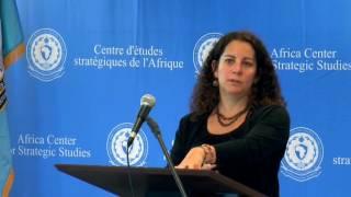 Gender Perspectives on Security – Julia Arostegui