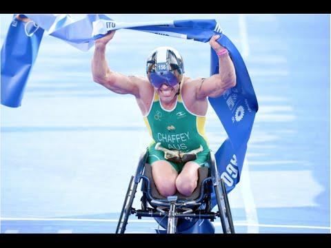 2015 ITU Paratriathlon World Championships