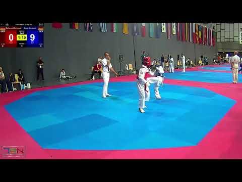 545  Masai Steinbach, GER vs  Mohamad Mahmoud, GER 24 12