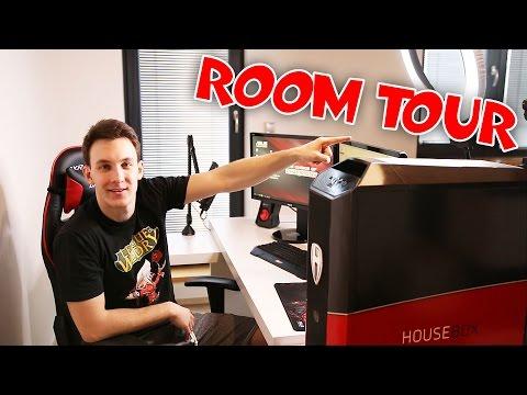 Stěhuju se s Baxem a Wedrym?! + ROOM TOUR | HouseBox