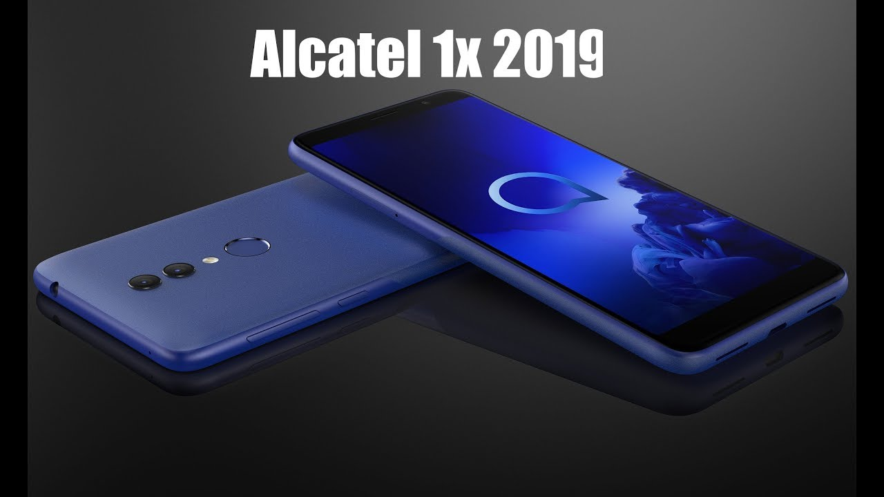 Alcatel 1x 2019 First impressions
