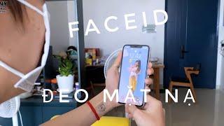 Cách mở khóa FaceID iPhone khi đeo khẩu trang dễ nhất - Ai cũng đều làm được!