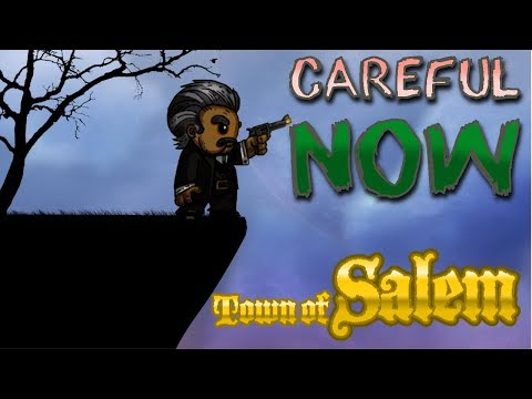 CAREFUL NOW | Town of Salem Last Ranked Game of Season 1