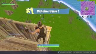 Fortnite BR1 Solo 21 kills + Fresh Dance Ending :p