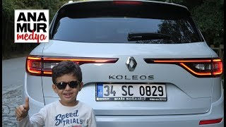 Renault Koleos 2017 Baba Oğul Test